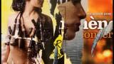 """""""èNe"""" Composition unique de Steven Riollet, artiste affichiste avec des affiches lacérées de Paris"""