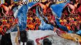 Afriq-to-friq, 1 x 1m, Paris, steven Riollet
