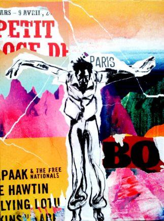 #stevenriollet, #artiste, #artisteaffichiste, #collage, #affiches, #artistedordogne, #dordogne, #popart, #streetart, #nouveauxrealistes, #détournement