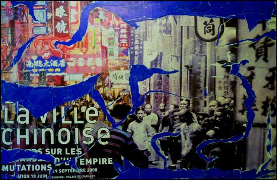 La ville chinoise, steven riollet
